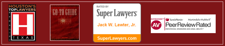 Houston Will Contest Lawyer Jack Lawter